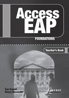 Access EAP - Foundations Teacher Book (Board book)