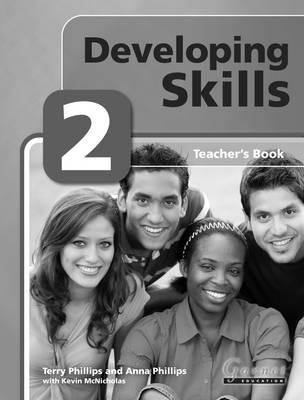 Developing skills 2 teacher's book (Board book)