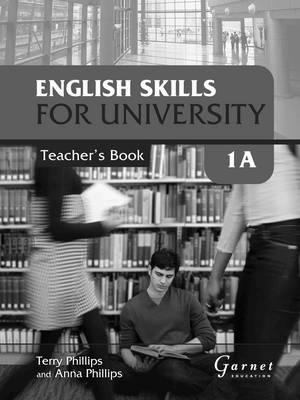 English Skills for University 1A Teacher's Book (Board book)