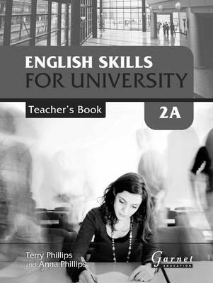 English Skills for University 2A Teacher s Book (Board book)