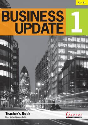 Business Update 1 Teacher's Book A2 to B1 (Board book)