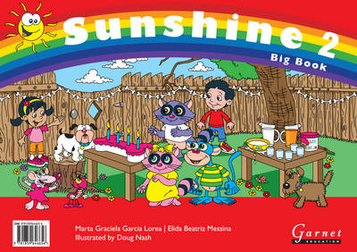 Sunshine: Level 2 - Sunshine S. (Big book)