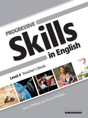 Progressive Skills in English 4 Teacher Book (Board book)