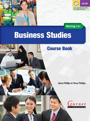 Moving into Business Studies Course Book with Audio DVD (Board book)