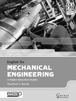 English for Mechanical Engineering Teacher Book (Board book)