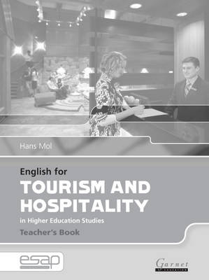 English for Tourism and Hospitality Teacher Book (Board book)