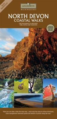 Classic Walks in North Devon: Laminated Waterproof & Tear Resistant (Sheet map, rolled)