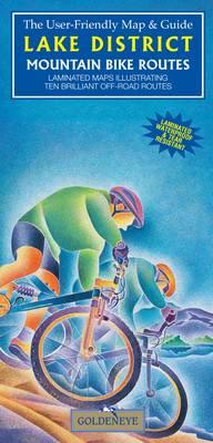 Lake District: Mountain Bike Routes (Paperback)