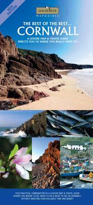 Cornwall: The Very Best of the Best - Map-guides (Sheet map)
