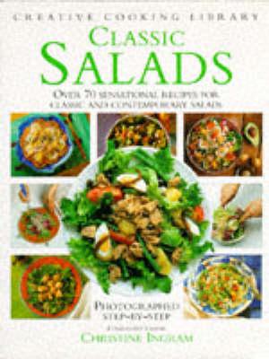 Classic Salads - Creative Cooking Library (Hardback)