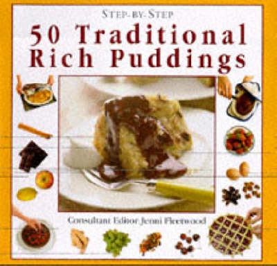 5- Traditional Rich Puddings - Step-by-Step (Hardback)