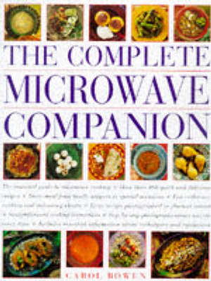 The Complete Microwave Companion (Paperback)