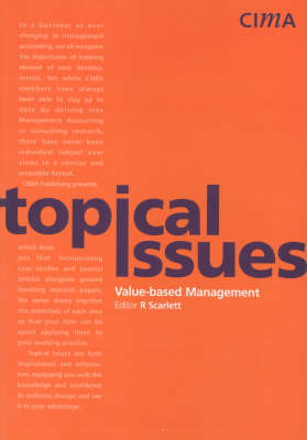 Value Based Management (Paperback)