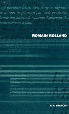 Romain Rolland (Hardback)
