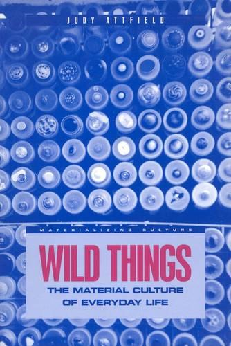 Wild Things: The Material Culture of Everyday Life (Paperback)