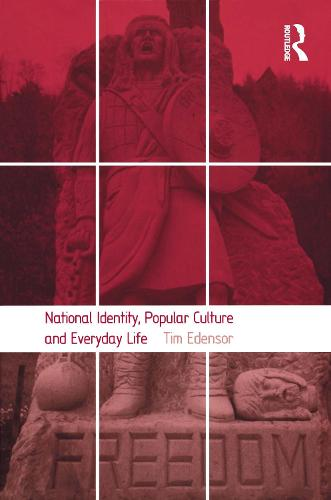 National Identity, Popular Culture and Everyday Life (Paperback)
