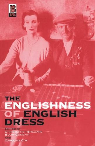 The Englishness of English Dress (Paperback)