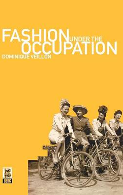 Fashion Under the Occupation (Hardback)