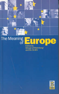 The Meaning of Europe: Variety and Contention within and Among Nations (Paperback)