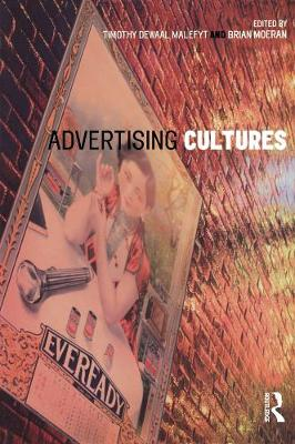 Advertising Cultures (Paperback)