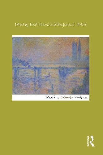 Weather, Climate, Culture (Paperback)