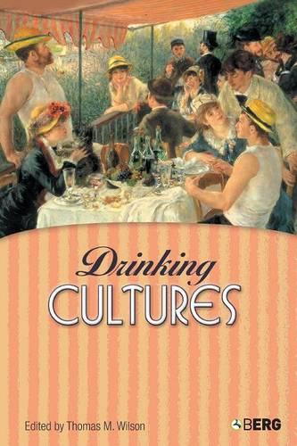 Drinking Cultures: Alcohol and Identity (Paperback)