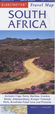 South Africa - Globetrotter Travel Map (Paperback)