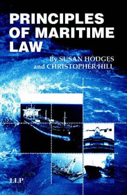 Principles of Maritime Law (Hardback)
