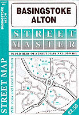 Basingstoke / Alton Street Map (Sheet map, folded)