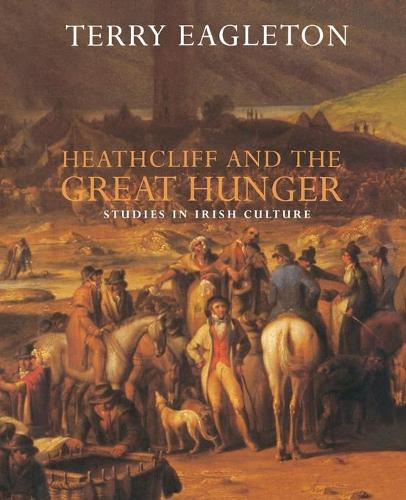 Heathcliff and the Great Hunger: Studies in Irish Culture (Paperback)