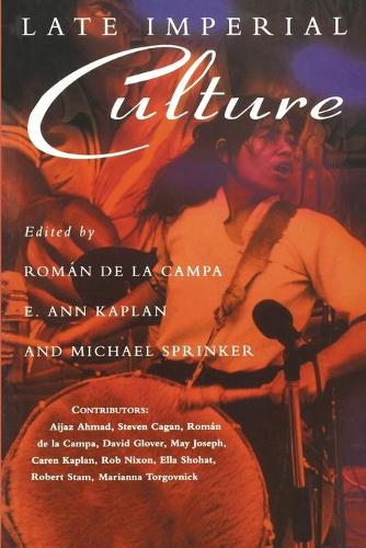 Late Imperial Culture (Paperback)