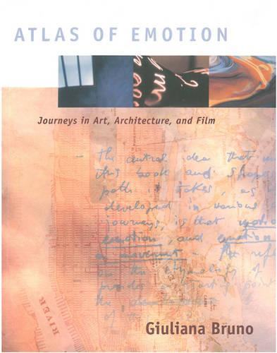 Atlas of Emotion: Journeys in Art, Architecture and Film (Paperback)