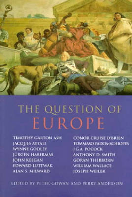 The Question of Europe (Paperback)