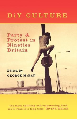DiY Culture: Party and Protest in Nineties' Britain (Paperback)