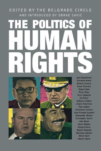 The Politics of Human Rights (Paperback)