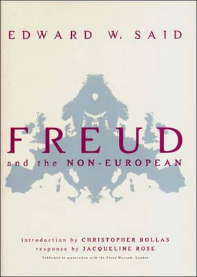 Freud and the Non-European (Hardback)
