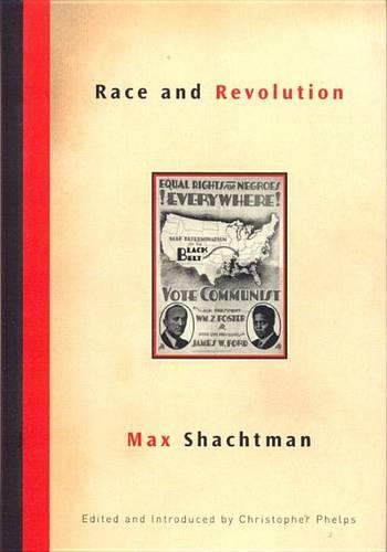 Race and Revolution (Hardback)