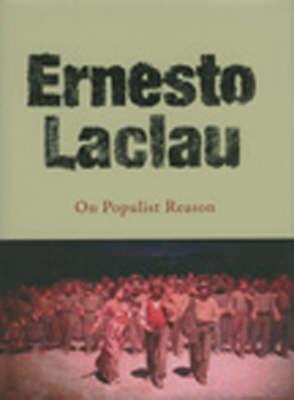 The Populist Reason - Phronesis S. (Hardback)