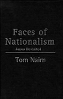 Faces of Nationalism: Janus Revisited (Hardback)
