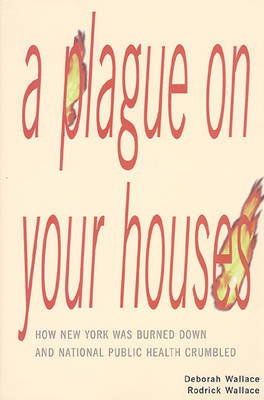 A Plague on Your Houses: How New York Was Burned Down and National Public Health Crumbled - Haymarket (Hardback)