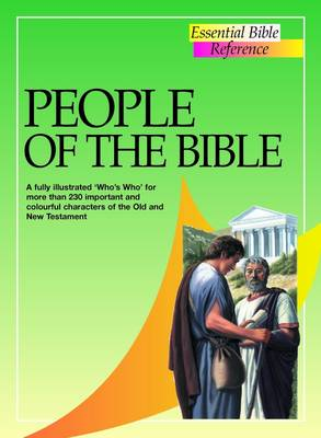 People of the Bible - Essential Bible Reference S. (Paperback)