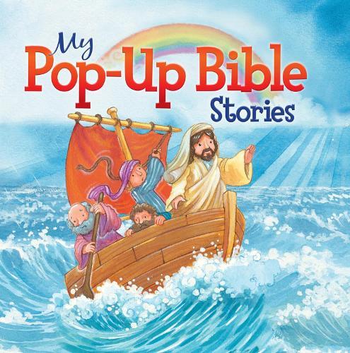 My Pop-Up Bible Stories - My Pop Up (Hardback)
