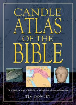Candle Atlas of the Bible (Paperback)