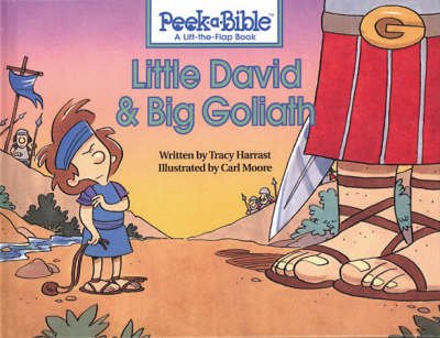 Little David and Big Goliath - Peek-a-Bible S.
