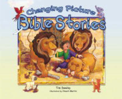 Changing Picture Bible Stories (Board book)