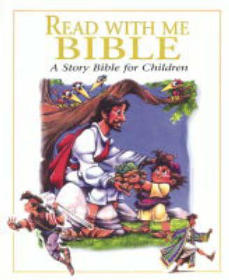 Read With Me Bible (Hardback)