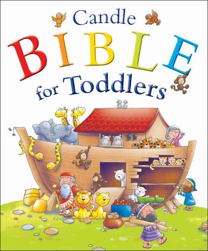 Candle Bible for Toddlers - Candle Bible for Toddlers (Hardback)
