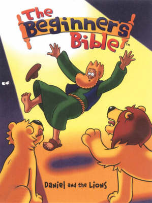 Daniel and the Lions - My Very First BIG Bible Stories (Hardback)