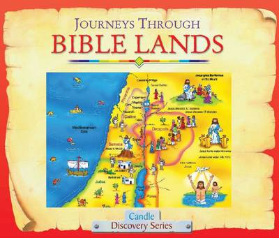 Journeys Through Bible Lands - Candle Discovery Series (Hardback)