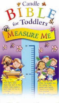 Measure Me - Candle Bible for Toddlers